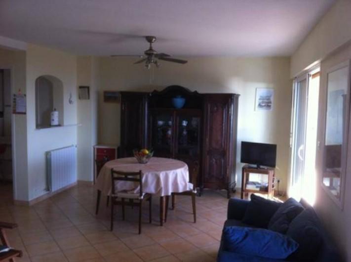 Location de vacances - Appartement à Carqueiranne - Séjour