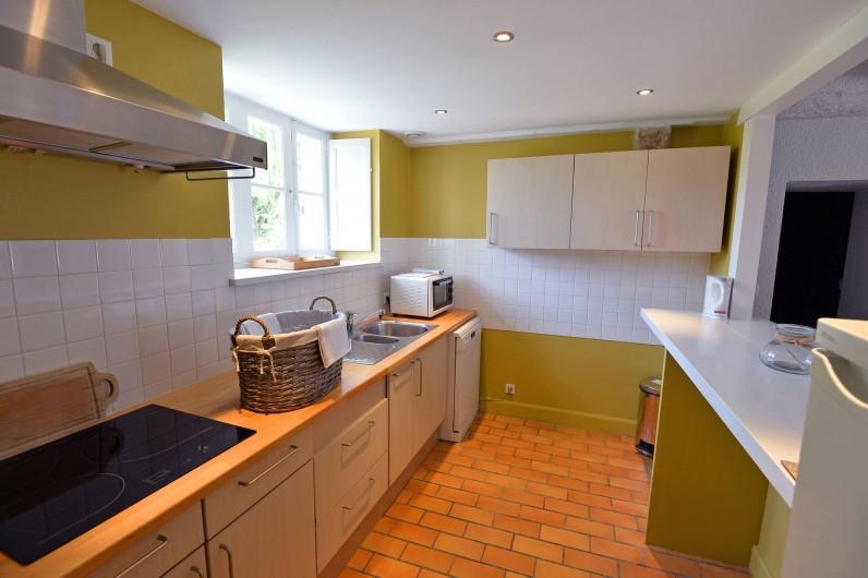 Location de vacances - Gîte à Chambord - Gîte de la Gabillière - cuisine
