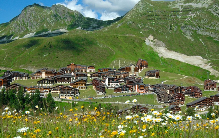 Village de Belle Plagne