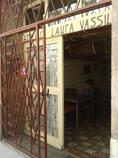 Location de vacances - Chambre d'hôtes à Sète - Casa Vassiliu