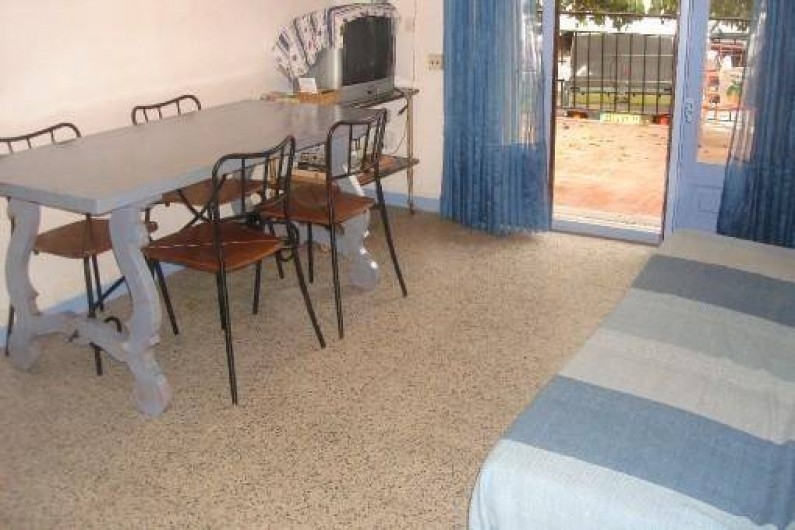 Location de vacances - Appartement à L'Escala