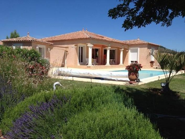 Location de vacances - Chambre d'hôtes à Le Bosc - LOU CLAPAS