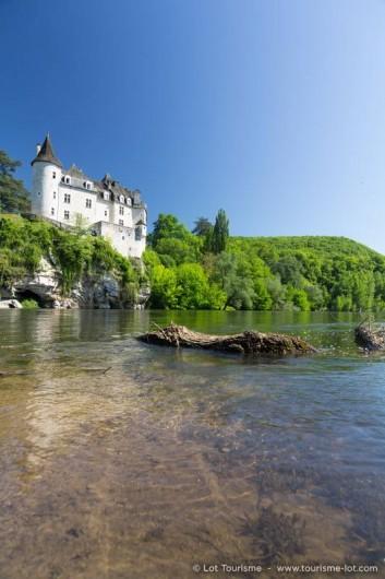 Location de vacances - Maison - Villa à Lacave - A 500 m  Château de la Treyne | © Lot Tourisme C. Novello