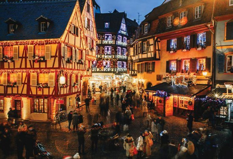 Location de vacances - Chalet à Osenbach - Colmar a 20min