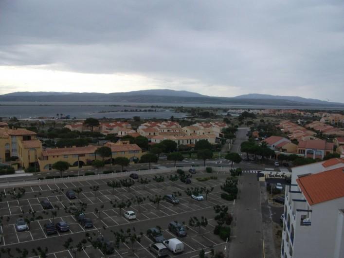 Location de vacances - Appartement à Le Barcarès - vue