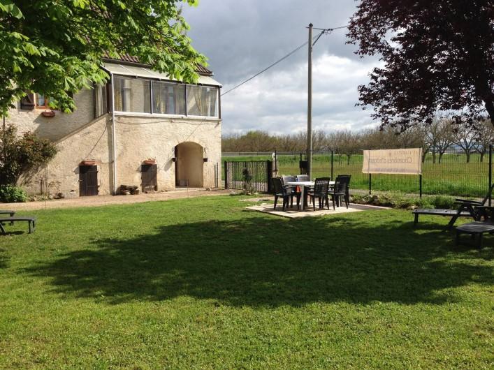 Location de vacances - Chambre d'hôtes à Puybrun