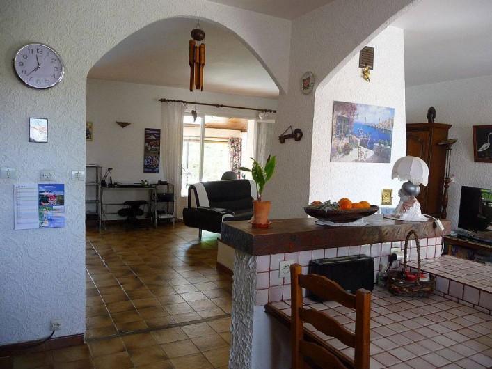 Location de vacances - Villa à Six-Fours-les-Plages - Cuisine