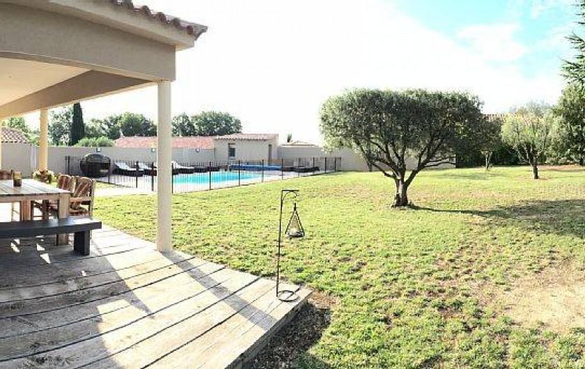Location de vacances - Villa à Arpaillargues