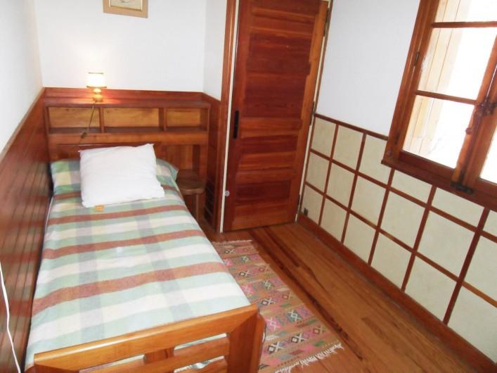 Location de vacances - Chalet à Saint-Bonnet-en-Champsaur - Chambre 8 m2 N°4 (1 ér étage)