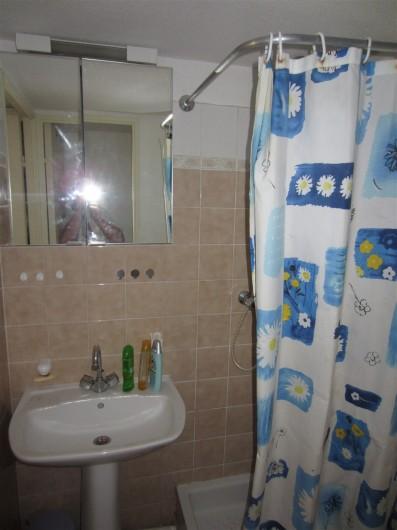 Location de vacances - Maison - Villa à Port Leucate - Salle de douche  (WC séparé)