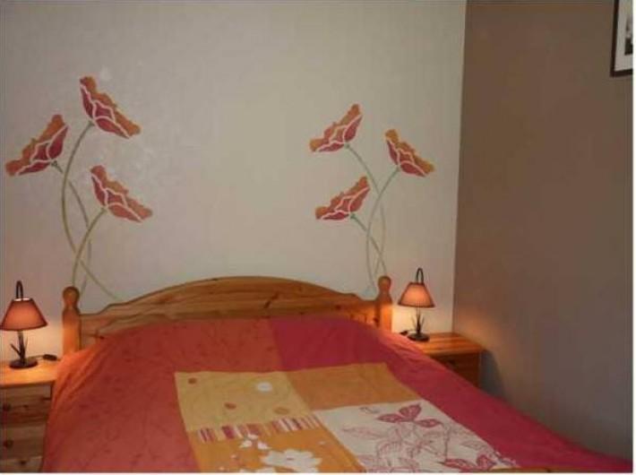 Location de vacances - Gîte à Malmedy - Chambre à coucher