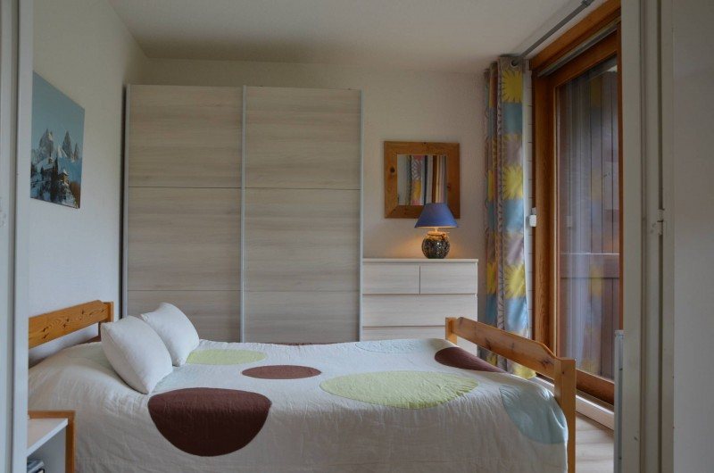 Location de vacances - Appartement à Le Corbier - chambre