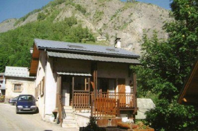 Location de vacances - Maison - Villa à Mizoën