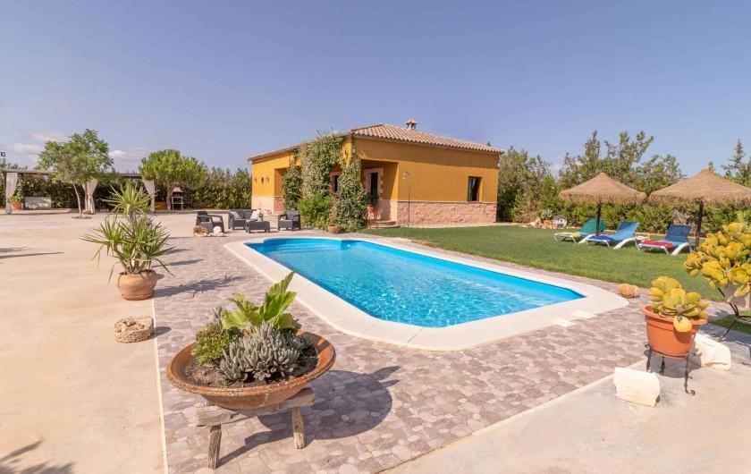 Location de vacances - Villa à Séville - jeux enfants