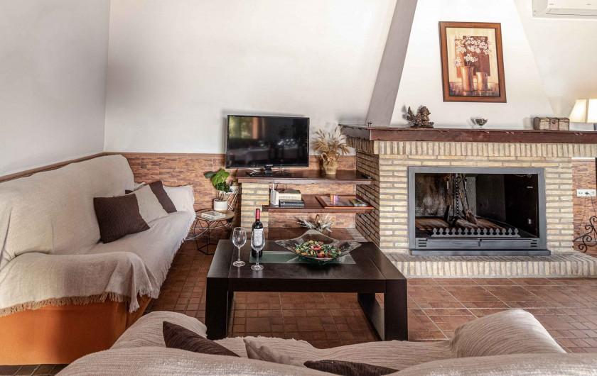 Location de vacances - Villa à Séville - Salon