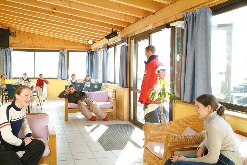 Location de vacances - Chalet à Valmeinier - Véranda