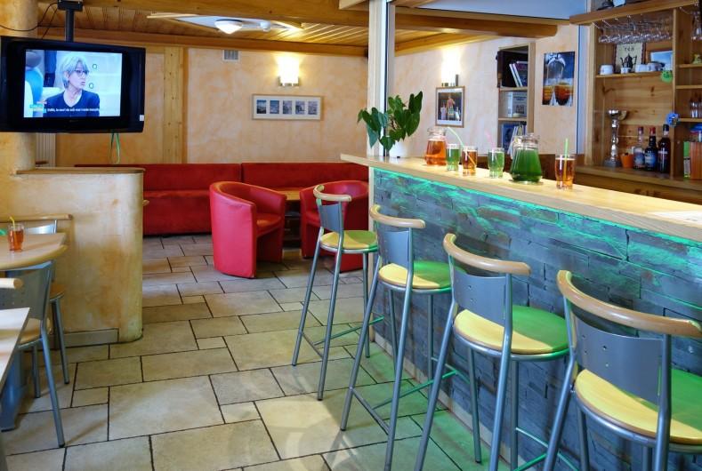 Location de vacances - Chalet à Valmeinier - Bar