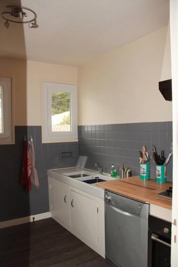 Location de vacances - Maison - Villa à Saint-Trojan-les-Bains - Cuisine équipée