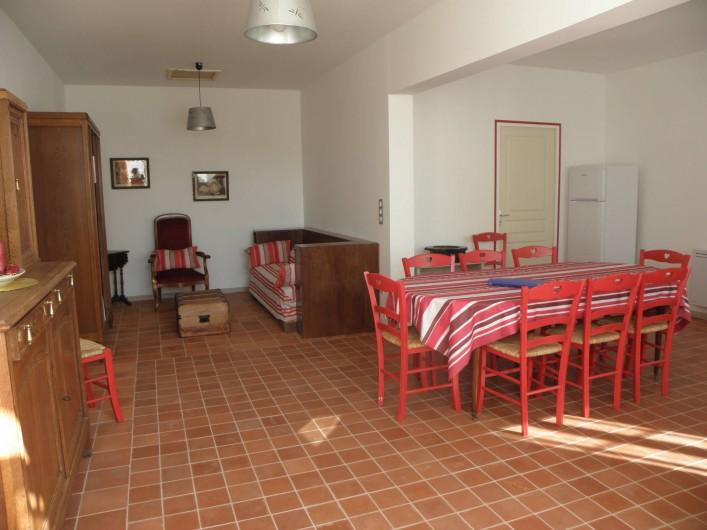Location de vacances - Gîte à Châtillon-sur-Cher - BERRY SALON SALLE A MANGER