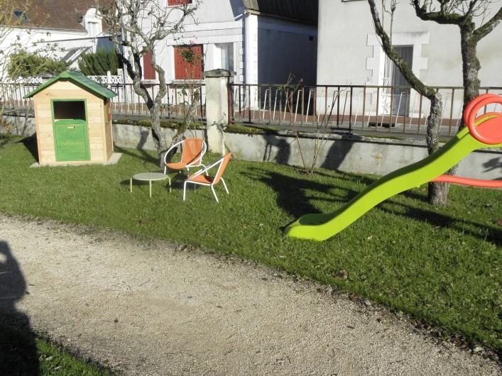 Location de vacances - Gîte à Châtillon-sur-Cher - JEUX ENFANTS