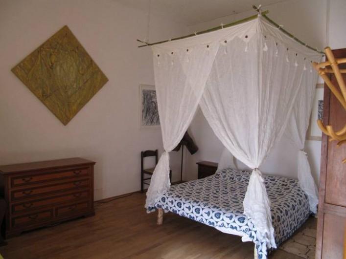 Location de vacances - Appartement à Vada - 1 lit matrimoniel et 1 lit single