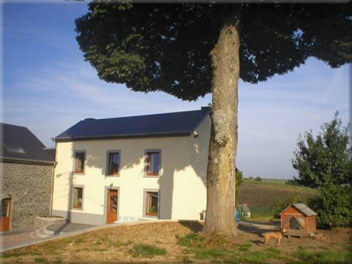 Location de vacances - Gîte à Sainte-Ode