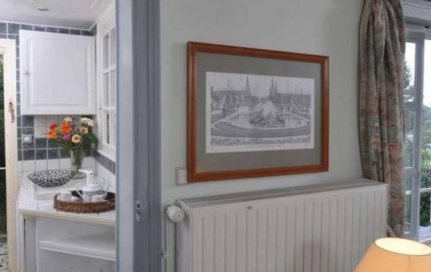 Location de vacances - Chambre d'hôtes à Vouvray