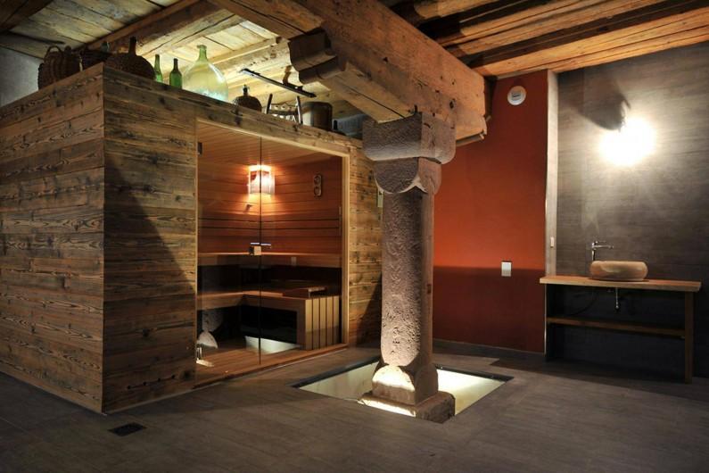 Location de vacances - Gîte à Pfaffenheim - Sauna