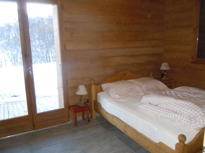 Location de vacances - Appartement à Saint-Sorlin-d'Arves - chambre4