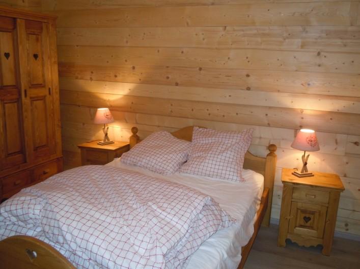 Location de vacances - Appartement à Saint-Sorlin-d'Arves - chambre5
