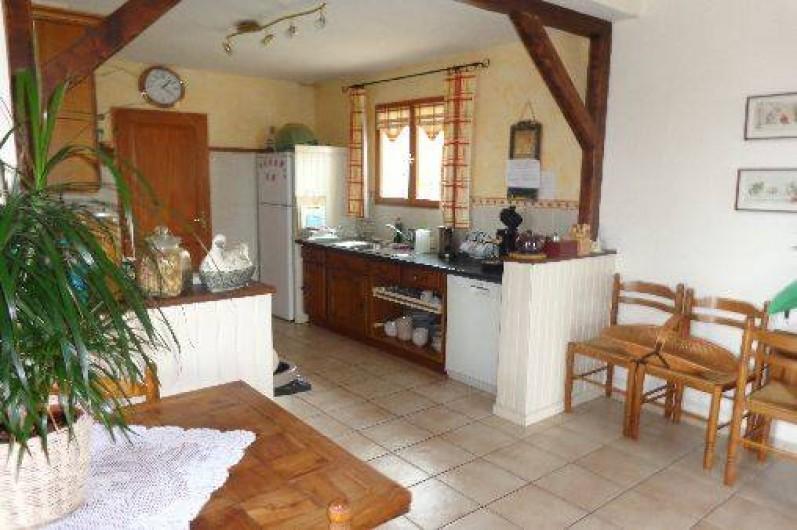 Location de vacances - Villa à Fontiès-d'Aude