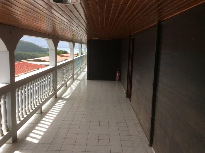 Location de vacances - Villa à Rivière-Pilote - BALLECON1