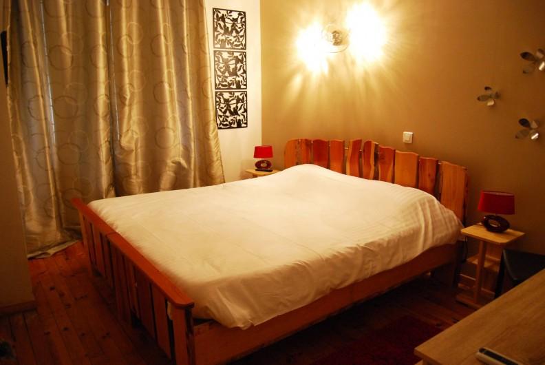 Location de vacances - Chambre d'hôtes à Chanaz - La chambre du colombier