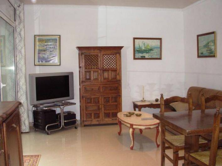 Location de vacances - Maison - Villa à Llançà - Sejour/Salle à manger