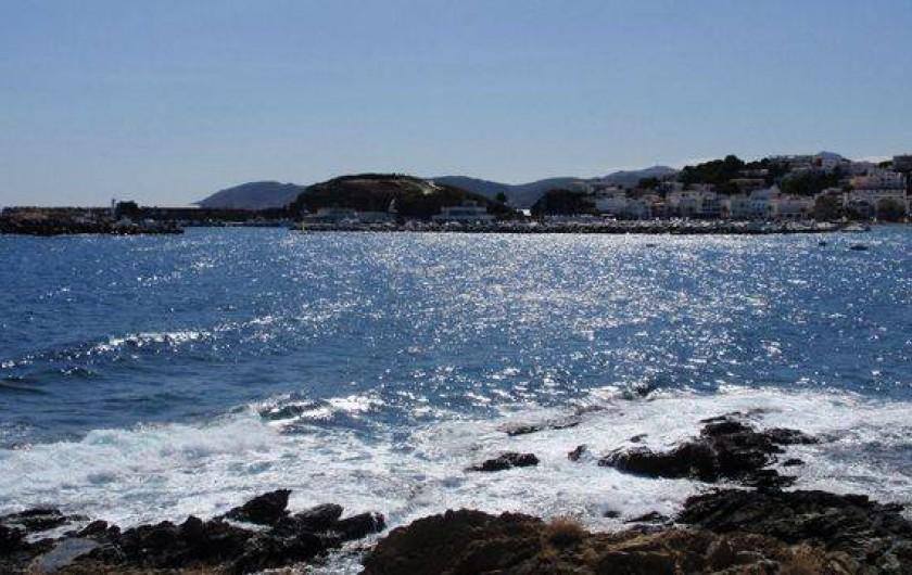 Location de vacances - Maison - Villa à Llançà - Plage du Port