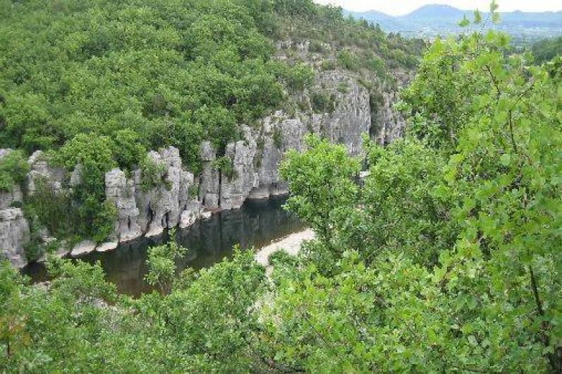 Location de vacances - Maison - Villa à Berrias-et-Casteljau