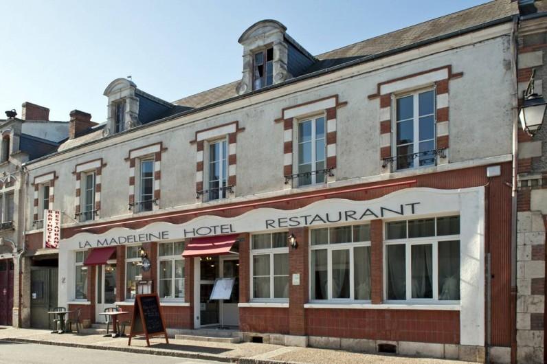 Location de vacances - Hôtel - Auberge à Saint-Benoît-sur-Loire