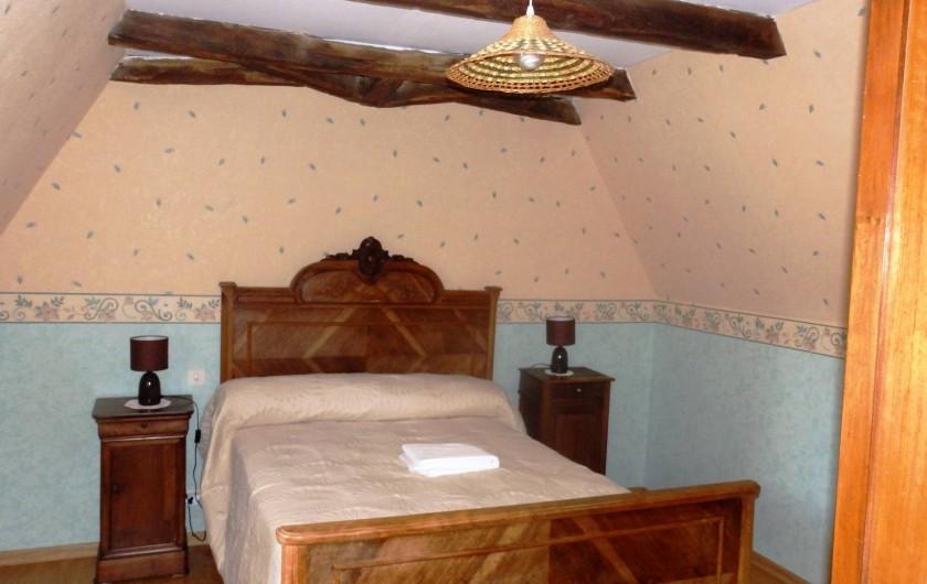 Location de vacances - Gîte à Saint-Parthem - CHAMBRE 2