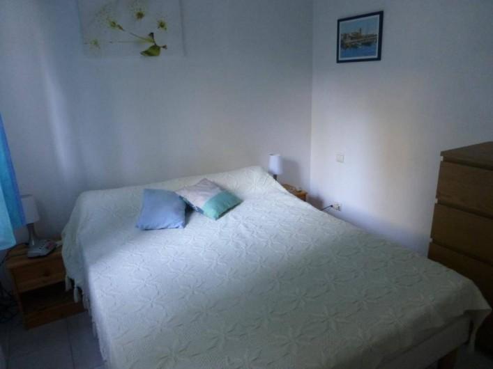 Location de vacances - Appartement à Argelès-sur-Mer - Chambre