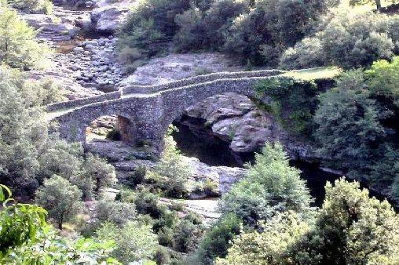 Location de vacances - Gîte à Sablières - le Pont du Rouge