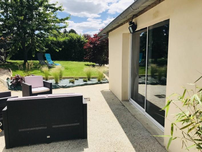 Location de vacances - Gîte à Falaise - Gite