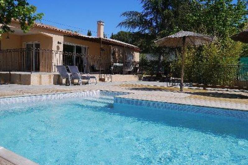 Location de vacances - Villa à Le Pouget