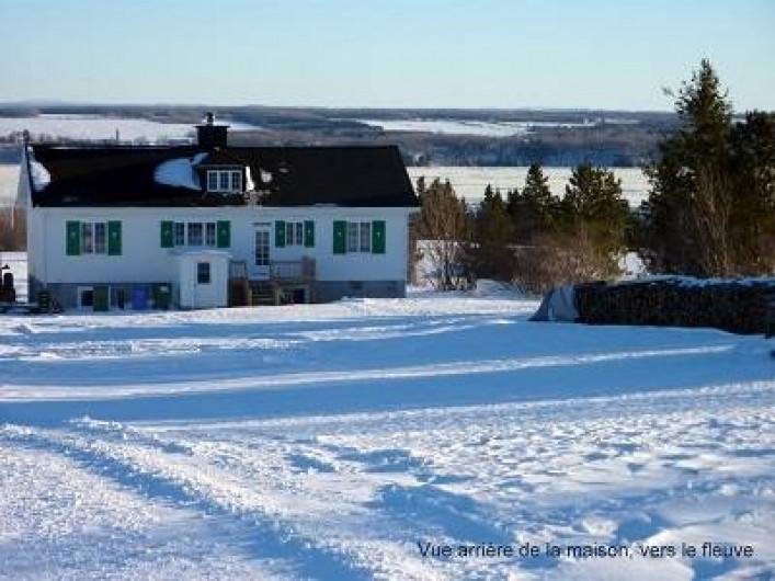 Location de vacances - Maison - Villa à Saint-Laurent-de-l'Île-d'Orléans
