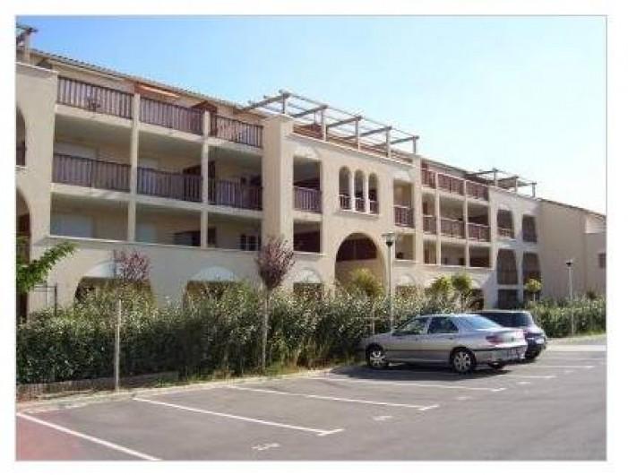 Location de vacances - Appartement à Narbonne Plage