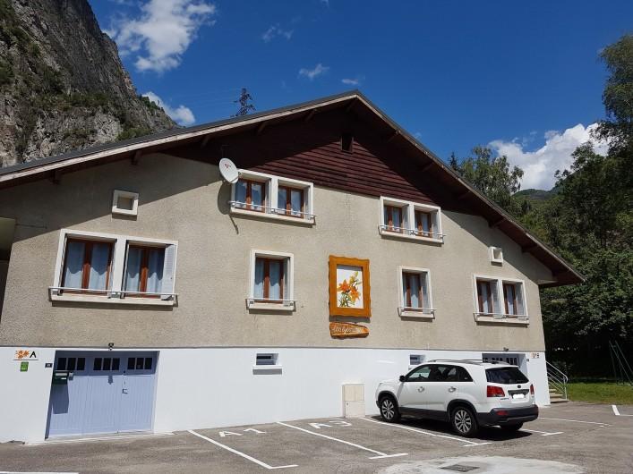 Location de vacances - Appartement à Le Bourg-d'Oisans