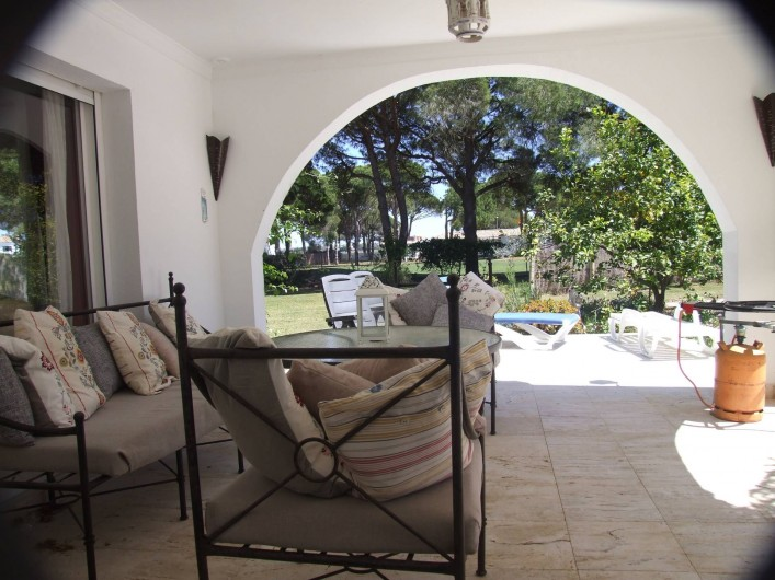 Location de vacances - Maison - Villa à San Andrés Golf