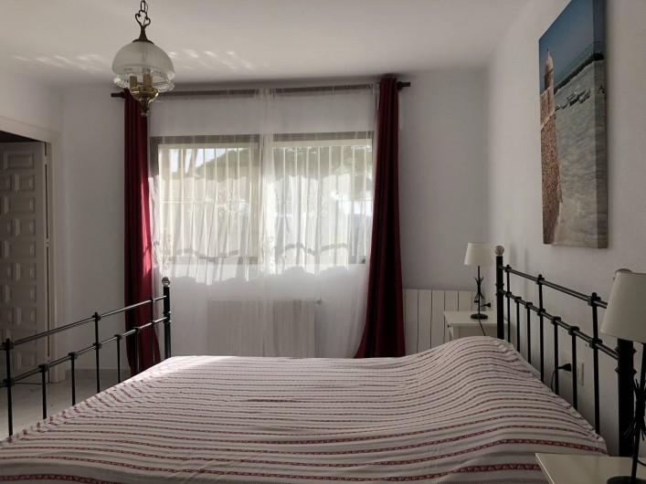 Location de vacances - Maison - Villa à San Andrés Golf - La quatrieme chambre a lit
