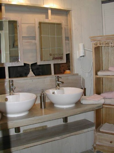 Location de vacances - Chambre d'hôtes à Noizay - Glycine