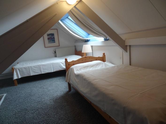 Location de vacances - Maison - Villa à Nieuwvliet - chambre au 2e étage