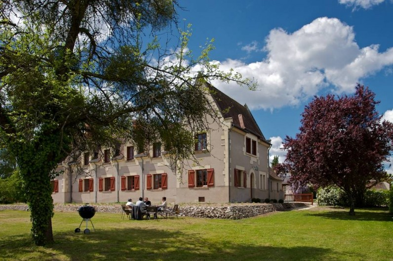 Location de vacances - Gîte à Chambord - Gîte Cerf - extérieur